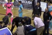 Dramma in Spagna: muore Cecilio Rodríguez, Segovia-Inter Movistar sospesa
