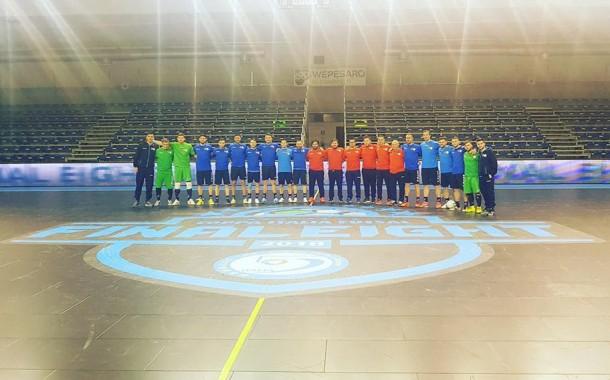 #FinalEightSerieA, tutto pronto in casa azzurra: Lollo Caffè Napoli-Pescara domani alle 18
