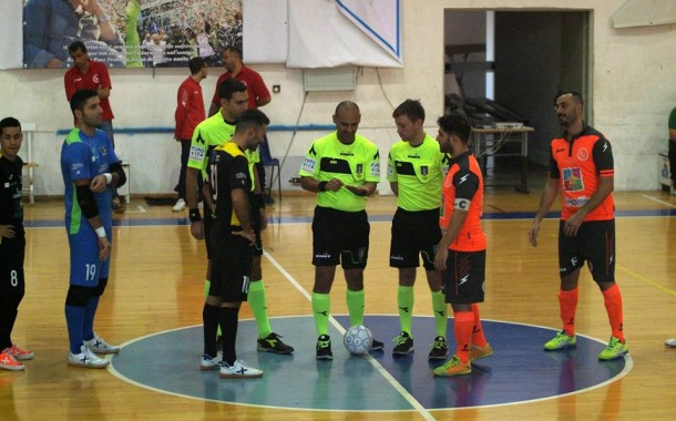 #SerieBFutsal, andata primo turno play-off. Eric Silva e Bebetinho domano un grande Lausdomini, Melchiorre beffa il Fuorigrotta