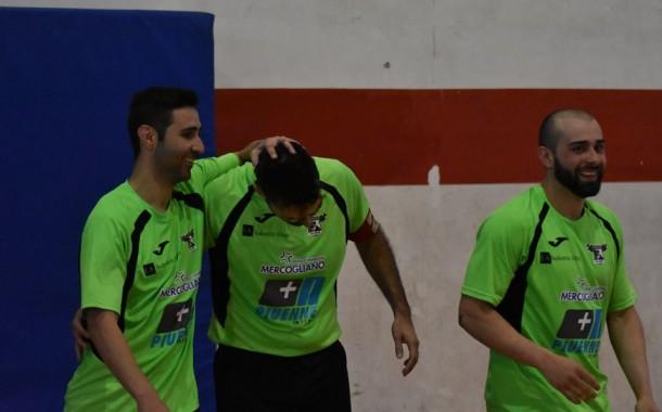 Sandro Abate, successo importantissimo al PalAliperti: termina 8-4