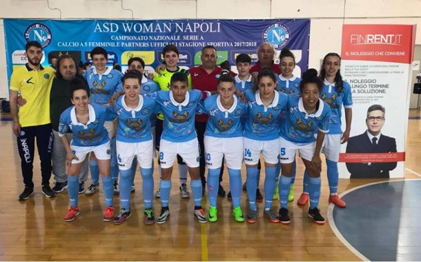 #SerieA2femminile, girone D: Royal-Napoli al fotofinish, successo da play-off per il REV P5 Palermo