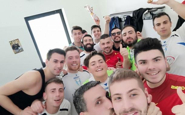 L'Atletico Vitalica vince con il Real Bacoli: regalo di compleanno per il presidente Gaito