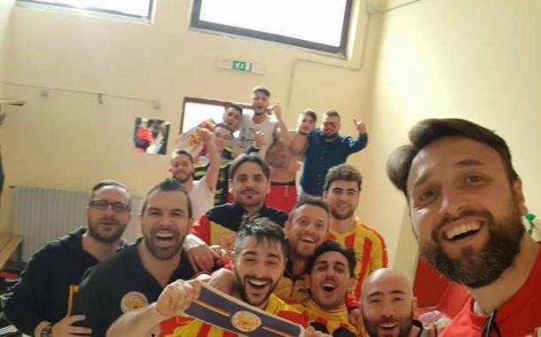 Sanniti Five Soccer, l'Aquila Ranauro apre le ali: 5-4 allo Sport e Vita