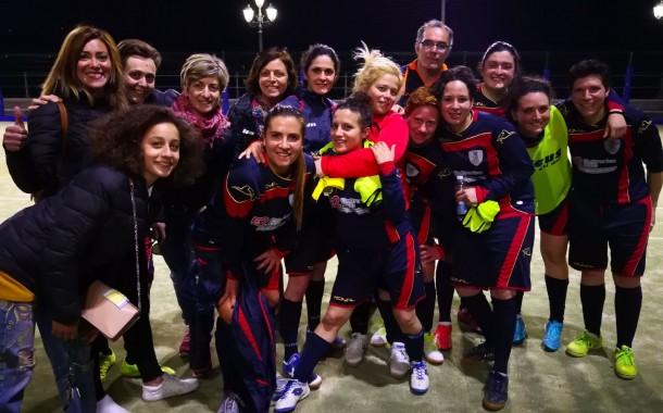Serie C1 femminile, la Reghinna Minor vince il play-out: Koine in C2