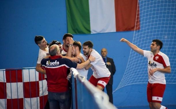 #FinalFourSerieC: la finale di Ariccia è Aquile Molfetta-Mattagnanese