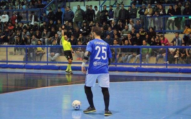 Boca Futsal, Canonico non rientra nei piani della società: il portiere sul #futsalmercato