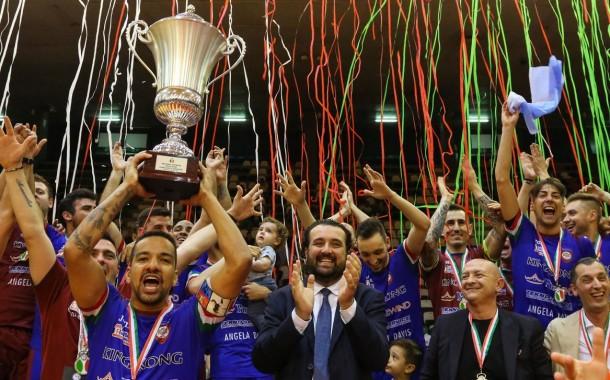 """Coppa della Divisione, la Final Four si giocherà al Pala """"Nino Pizza"""" di Pesaro: la seconda semifinale e la finale su Sportitalia"""