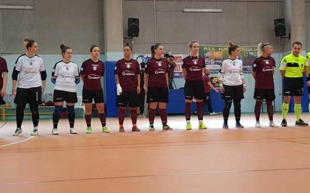Salernitana kappaò a Cercola: l'Afragirl si impone per 3-0