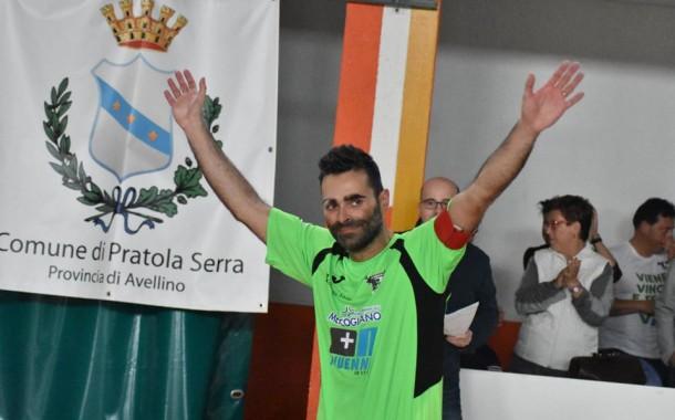 La Sandro Abate riparte dalla spina dorsale: rinnovano capitan Abate, Attanasio, Eric e Preziuso