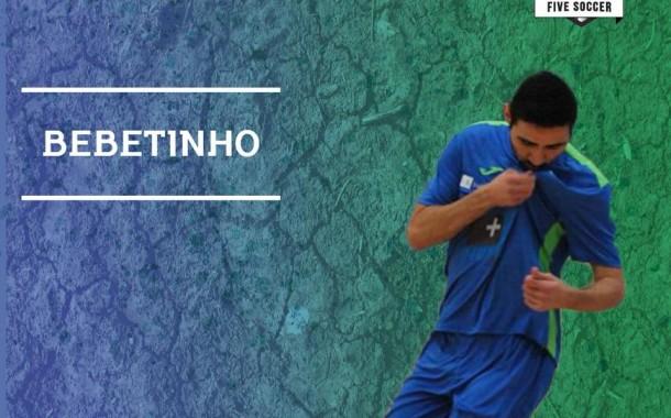 """La Sandro Abate balla la samba: rinnova anche Bebetinho. Il brasiliano: """"Non vedo l'ora di ricominciare"""""""