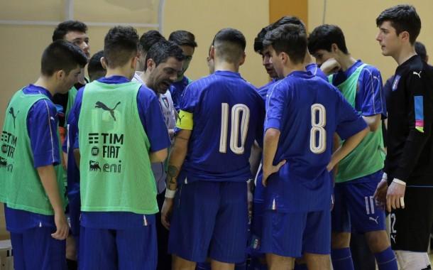 Campania felix, Ettorre e Nasta in Nazionale U19 a Novarello dal 4 all'8 giugno