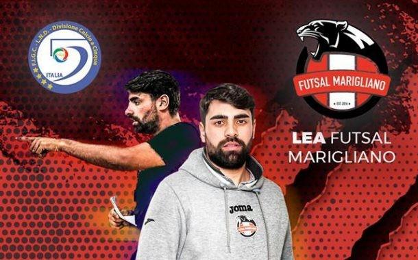 """Lea Futsal Marigliano, Marco Ciotola tecnico U17 e secondo di Oliva: """"Saremo davvero competitivi"""""""