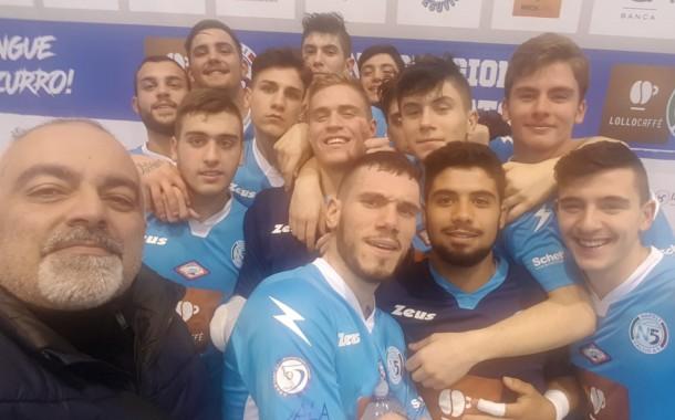 Il Lollo Caffè Napoli Juniores ringrazia la Virtus Romanina, volano entrambe alle Final Eight con un turno d'anticipo
