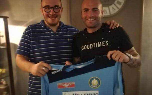 Lo Sporting Limatola cala il tris, ecco Genny Esposito: il comunicato