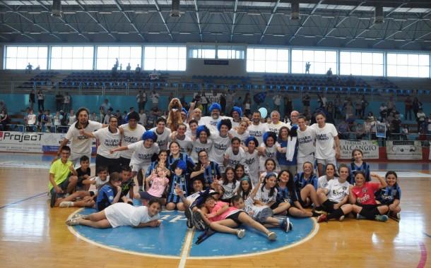#SerieA2femminile, finale: Castro reginA di Bisceglie, Ciampino da applausi
