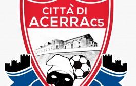 Città di Acerra, ecco il logo: rosso e blu i colori sociali