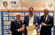 """Attestato di benemerenza per i venti anni da dirigente di Viviano, la soddisfazione di Sarnelli: """"Il futsal campano non dimentica i suoi uomini"""""""