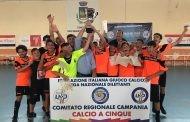 #FinalFour Coppa Campania Giovanissimi-Allievi: vincono Marcianise e Flegrea