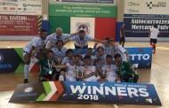 #FinalEightJuniores: Orange Asti, 6 campione d'Italia! Romanina ko