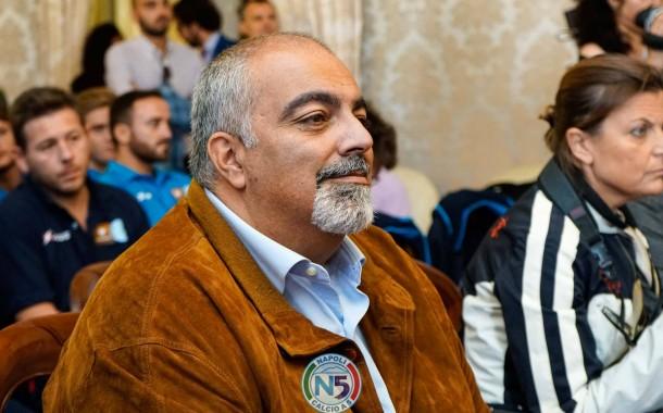 """Salviati lascia il Napoli calcio a 5: """"Anni bellissimi. Ora ho bisogno di riflettere, poi deciderò"""""""