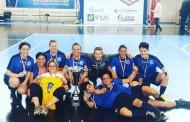 L'American Sporting Club assume una nuova denominazione: ecco il Futsal Sidicina Cremisi