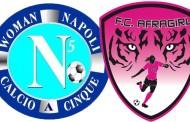 Woman Napoli e Afragirl insieme per la massima serie. Progetto unico e ripescaggio quasi certo