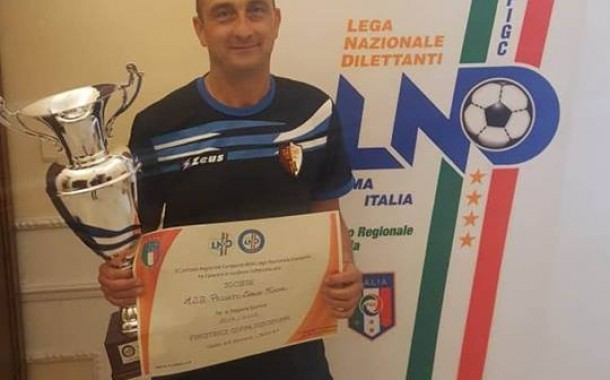 Atletico Vitalica, arriva Francesco Manco: sarà al fianco di Marra e allenerà l'U19