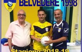 Belvedere, il tecnico sarà Alessandro Elia