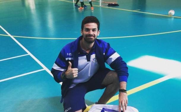 Real San Giuseppe, Lipartiti è il nuovo fisioterapista del settore giovanile