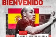 """Svolta mondiale, ingaggiato Javier Rodriguez Nebreda: """"Onorato di essere il tecnico del Marigliano"""""""