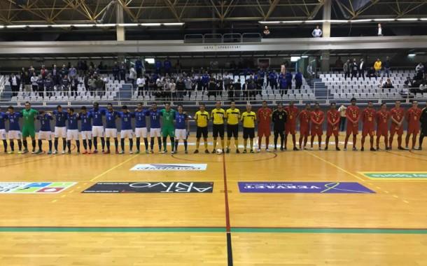Italfutsal, a Gand con il Belgio è 1-1: segna Gabriel Lima