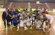 Jelovcic lancia il Lollo Caffè Napoli in finale di Supercoppa: gli azzurri battono la Came