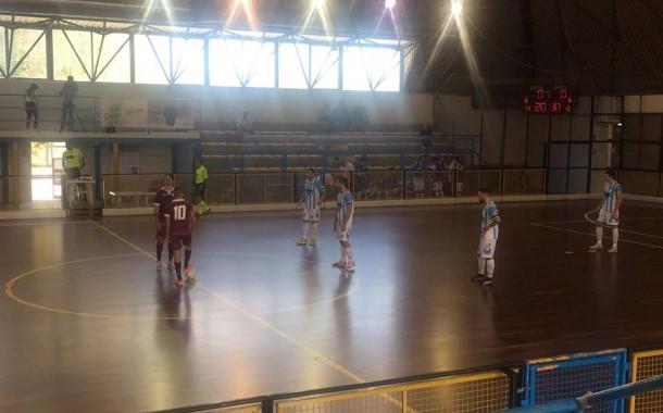 #SerieBFutsal girone F, i risultati della seconda giornata
