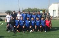 Il Soluzioni Club fa suo il derby, sei reti all'Ottaviano