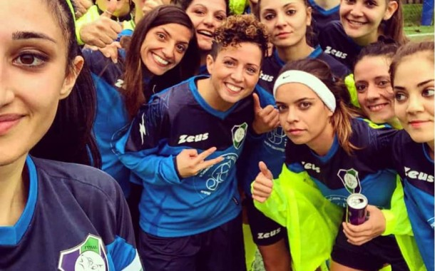 Coppa Campania C2 femminile, andata primo turno. Spartak e Koine, che esordi! Le Lady Mondragone espugnano il campo dei Falchetti