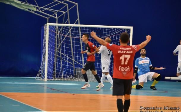 """Il Futsal Parete scrive la storia: espugnata Capurso, primo successo in cadetteria. Lanteri: """"Dobbiamo essere più cinici, ora testa al Lausdomini"""""""