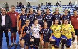Coppa Campania C2 femminile, ritorno primo turno. Gioco a tre: Spartak, Koine e Lady Mondragone