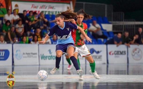#SerieAFemminile, la seconda giornata: Montesilvano-Salinis big match. Woman ospite della Futsal Florentia