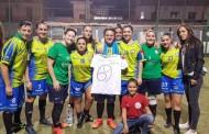 Spartak, buona la prima per le ragazze di Russo: goleada contro la Frattese