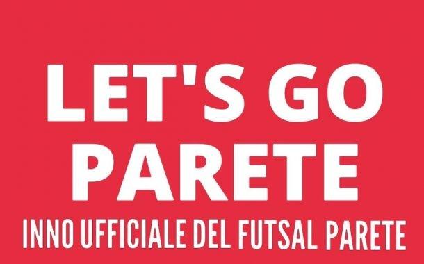 Futsal Parete, novità sonora: ecco l'inno ufficiale
