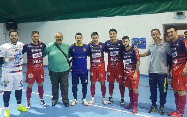 """#CoppaDivisione, secondo turno. Real San Giuseppe eliminato dalla Feldi, Salviati: """"Abbiamo fatto il possibile"""""""