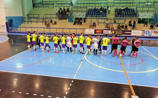 Lollo Caffè Napoli, larga vittoria in Coppa Divisione: Futsal Fuorigrotta kappaò