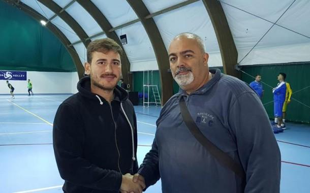 Real San Giuseppe, Vivenzio nuovo fisioterapista del settore giovanile