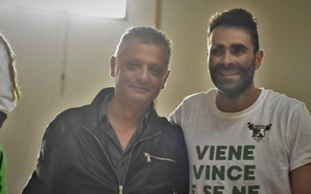 """Sandro Abate, il presidente Melillo: """"Italservice grandissima squadra, ma vogliamo regalarci il sogno"""""""