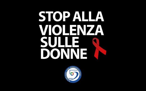 """La Divisione dice: """"No alla violenza sulle donne"""""""