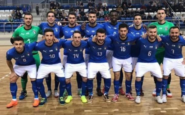 Nazionale, per gli Azzurri una doppia amichevole con la Francia il 4 e 5 dicembre ad Asti