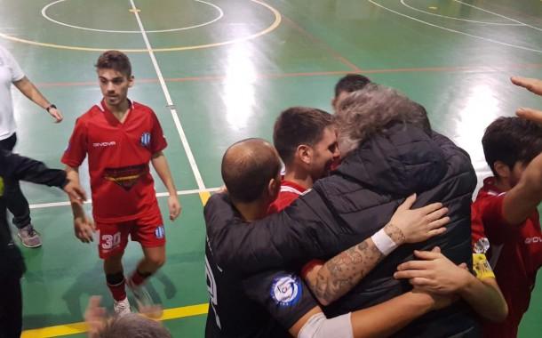 """Il Futsal Fuorigrotta espugna Parete e vola in testa. Maga: """"Sono soddisfatto, ma non smettiamo di lavorare"""""""