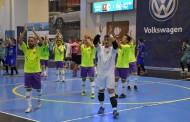 Il Lollo Caffè Napoli saluta la Coppa Divisione: la Sandro Abate vince 8-3