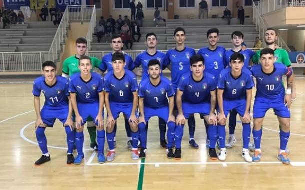 Italia U19, nel primo test contro la Slovacchia vittoria 5-3 a Novarello