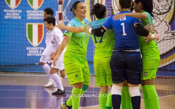 #SerieAFemminile: Kick Off, che sofferenza. Florentia e Lazio a valanga